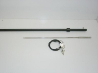 Aluminum Harpoon with Stainless Steel Dart 8ft Length