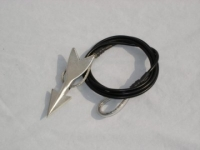 Stainless Steel Harpoon Dart Rigged Shark and Game Fish