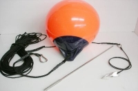 Harpoon Dart rigged with Buoy Ball