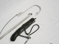 """Flying Gaff with Stainless Steel Handle and 6"""" Rigged Hook"""