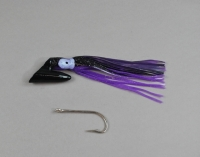 Deep Six Pirate Plug 4oz Unrigged Purple