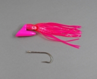 Deep Six Pirate Plug 4oz Unrigged Pink