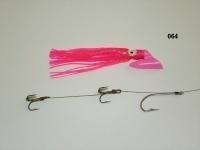 Pirate Plug Pink Rigged PP-064