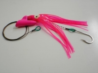 8 Oz Deep Six Pirate Plug Pink Rigged