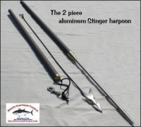 Stinger Harpoon 2-Piece Aluminum Handle