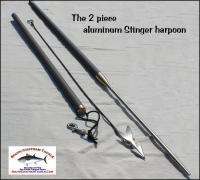 Stinger Harpoon 2-Piece Aluminum Handle