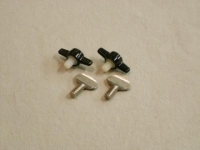 Thumb screw nylon and Stainless steel