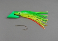 Deep Six Pirate Plug 8oz Unrigged Green