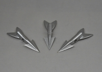 Harpoon dart stainless steel Lot of 3