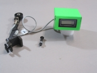Digital Line Counter Retro Assembly-Green
