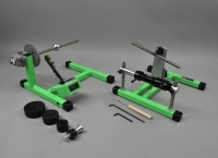Bright Green Table-Top Speed Spooler + Line Counter + Reel Winder III + Spin Combo