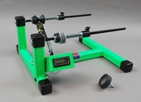 Line Winder Green with Digital Line Counter